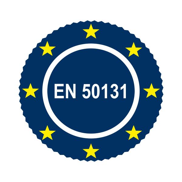 NOX System EN 50131 zertifiziert