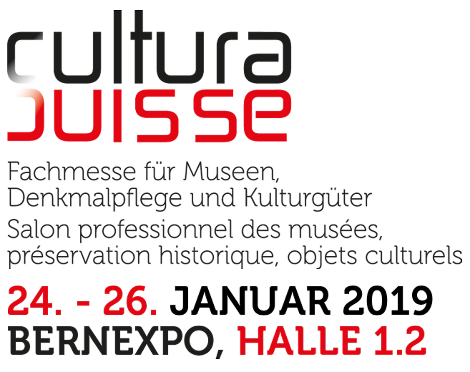exhibitor at the CULTURA SUISSE 2019