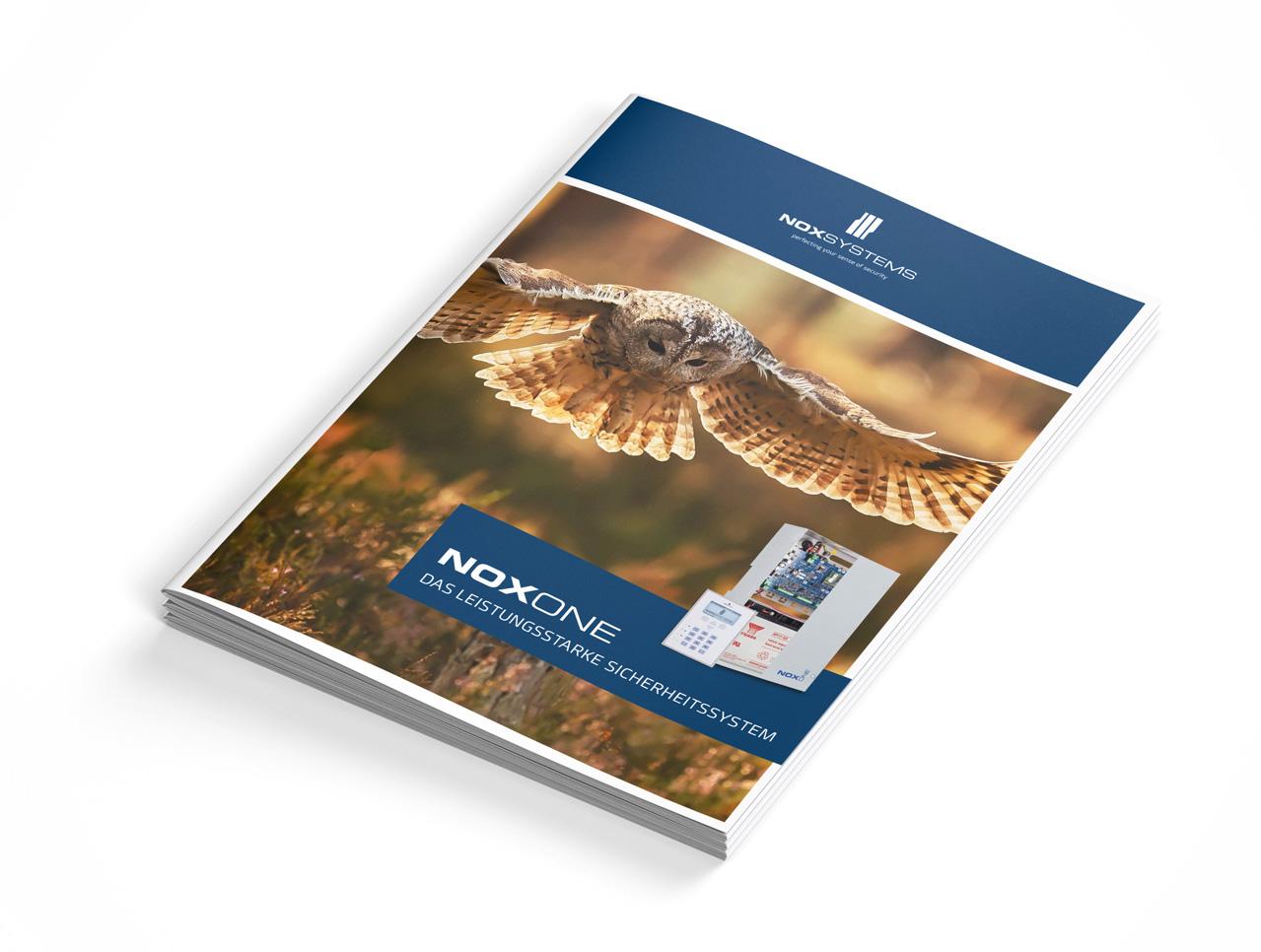 Die neuen NOX Broschüren